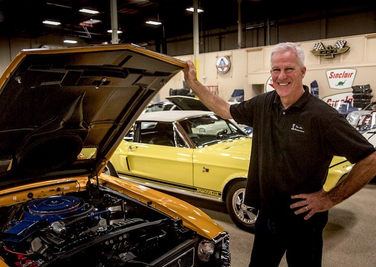 Master Class: Shelby Car Restoration Tips from Tim Lea