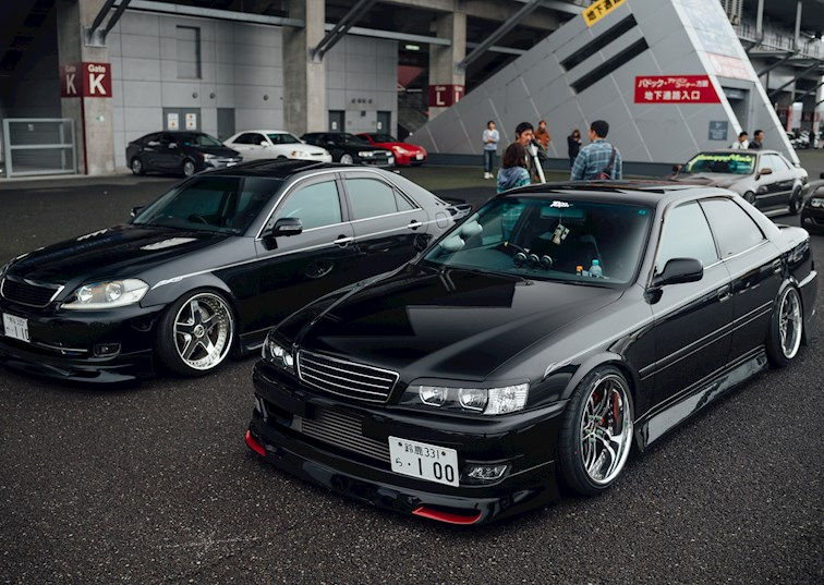 The All Japan 1JZ Drift Meeting 2016 [Gallery]