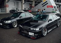 two wide 1jz meeting japan 2016 1