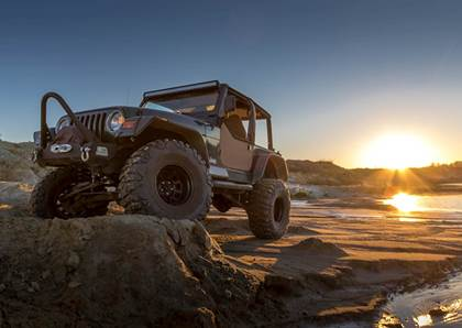 Jeep Wrangler Unit Bearings: What You Don't Know Can Hurt