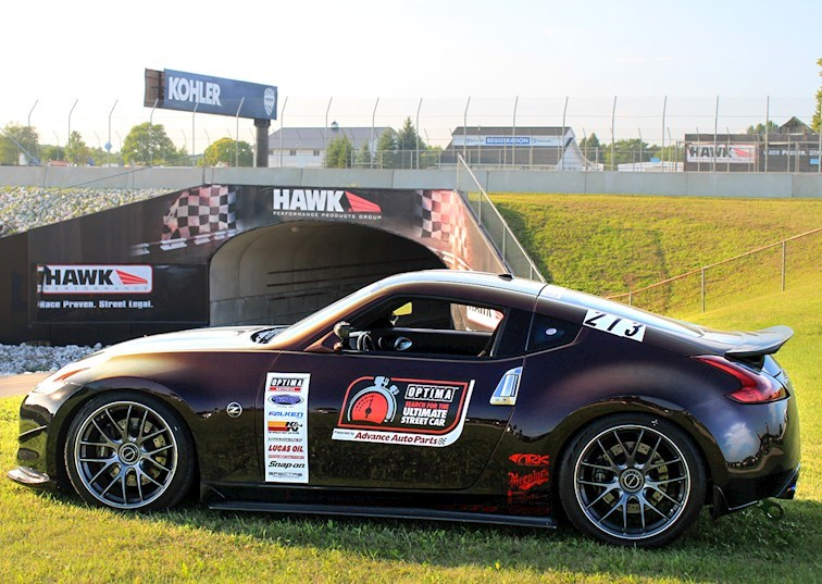 Weekend Racer: Tracking My Car at Ultimate Street Car Challenge