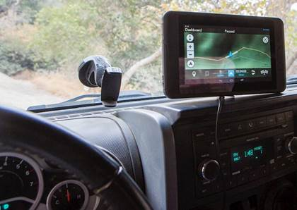 Navigating Trails With a Lowrance Off-Road GPS | DrivingLine
