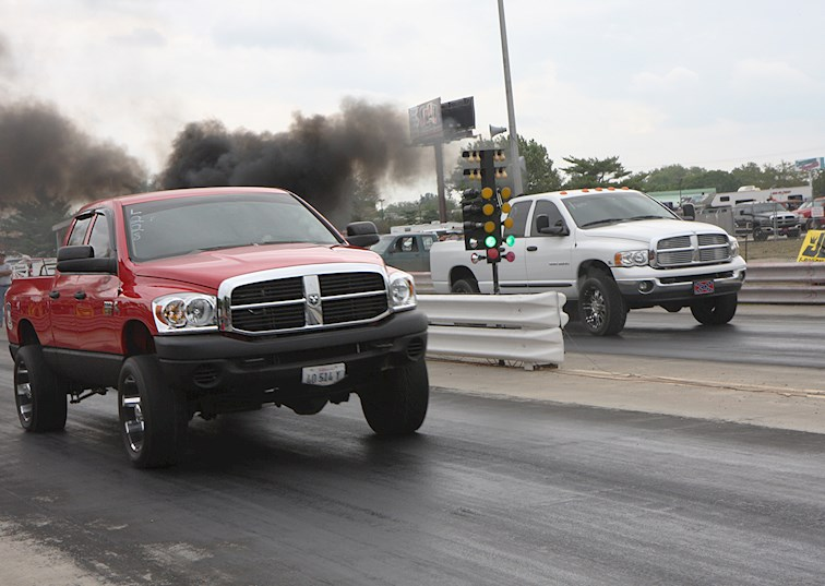 two wide 001 cummins vs cummins dodge ram