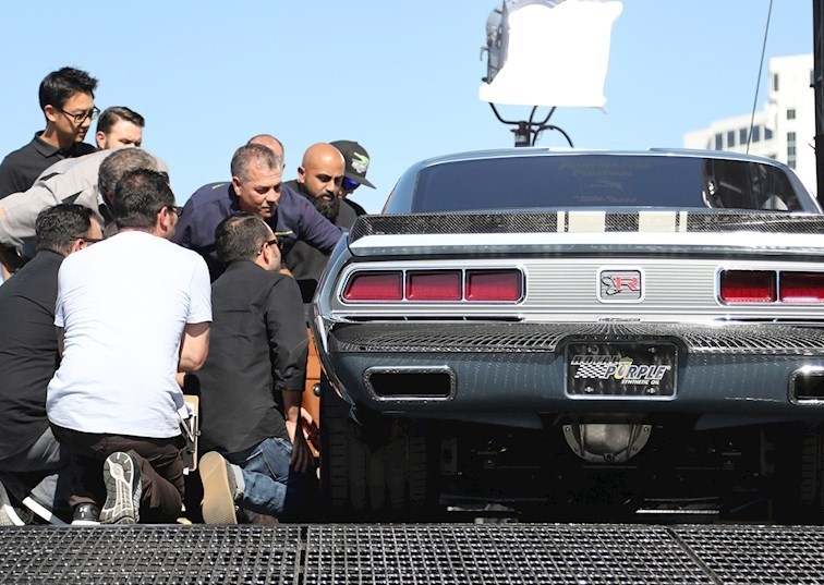 Top 10 at SEMA Duke It Out: Battle of the Builders