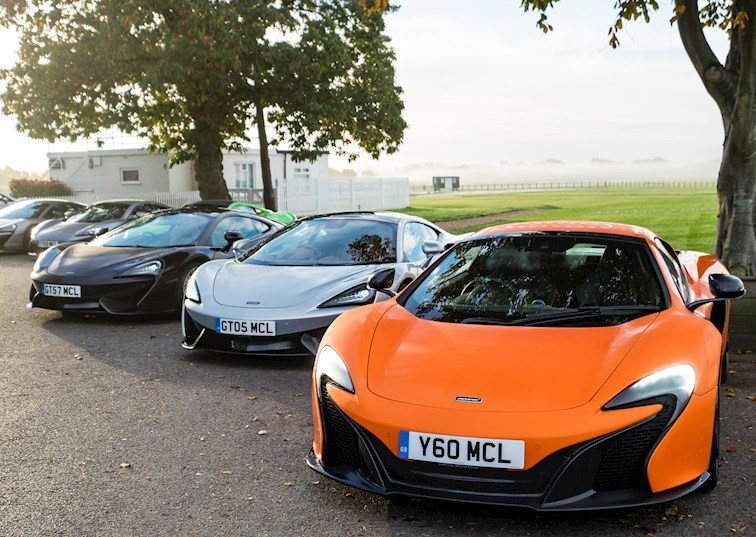Driving a 570S: A Casual Morning With McLaren