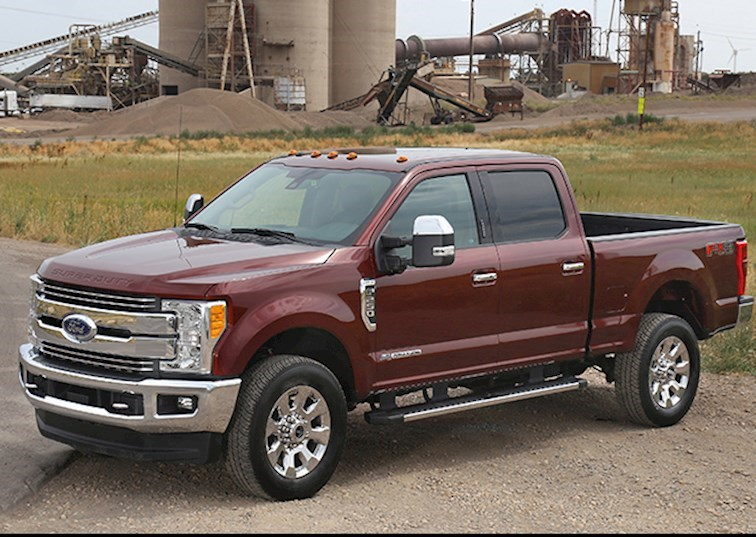 Year in Preview: 2017 Diesel Truck Buyer's Guide