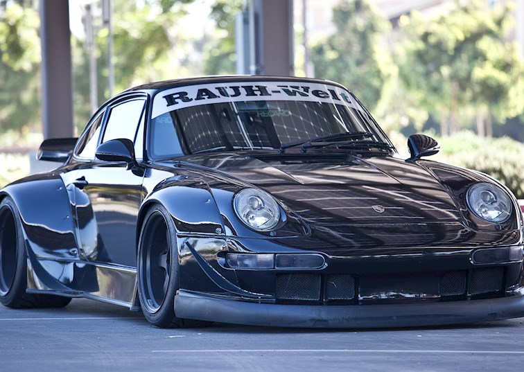 So You Want to Build an RWB?