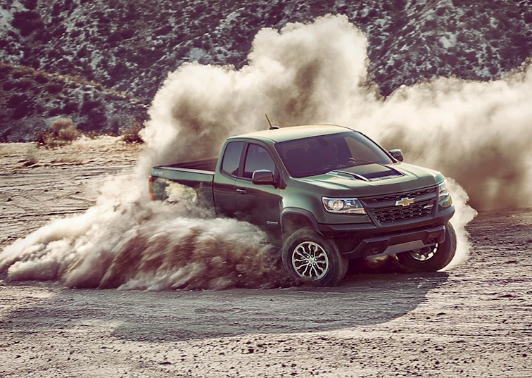 two wide talkingshift am chevy colorado zr2 feature
