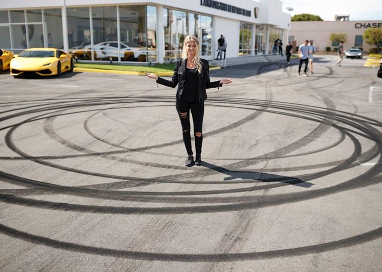 Stina Stunts: Drifting Into the Spotlight