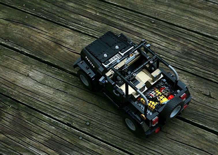 Lego This Wrangler!