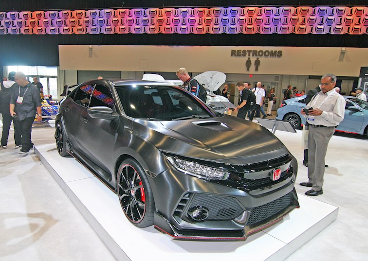 What to Expect From the 2017 Civic Type R