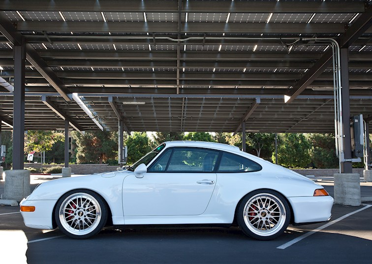 About That Air-Cooled Life: 1997 Porsche 993 Carrera S
