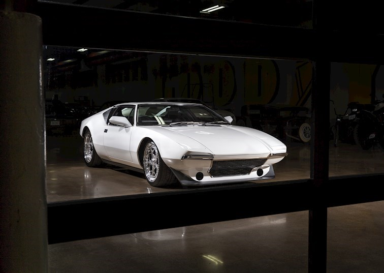 An Ecoboosted Pantera You'll Go Bananas For