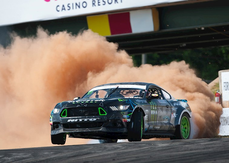 Up in Smoke: The Best Burnouts of 2016