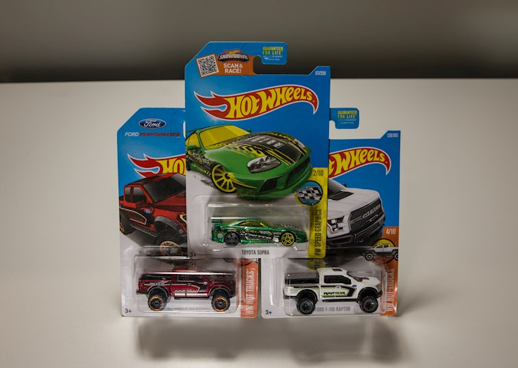 Gearhead's Gift Guide: Hot Wheels