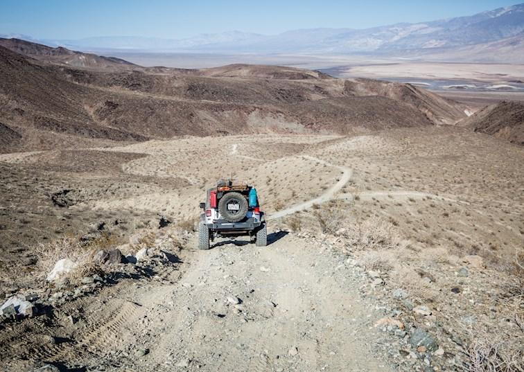 two wide jeep wrangler slate range