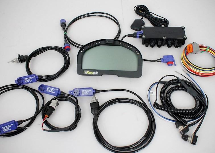 Old Car, New Dash: Racepak IQ3 Digital Dash Installation
