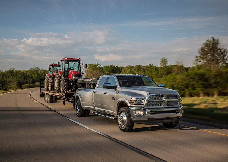 7 Reasons Why Today's Diesel Pickups Are the Ultimate Tow Rigs