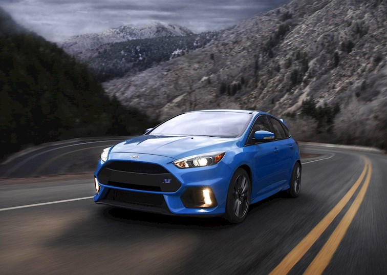 two wide 2017 us car buyer guide ford focus rs