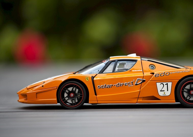 Economies of Scale: A Diecast Buyer's Guide