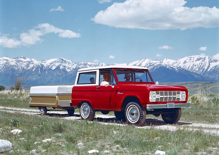 It's Official! The Ford Bronco Is Coming Back in 2020