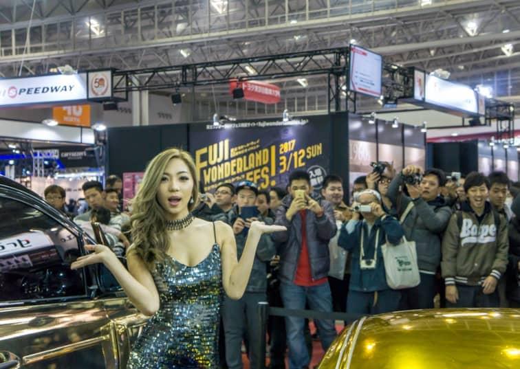The 2017 Tokyo Auto Salon Experience [Gallery]