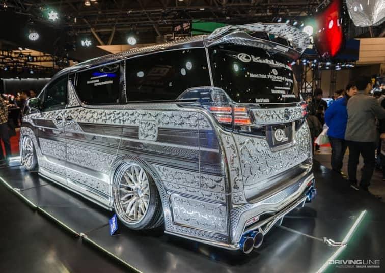 Big in Japan: 2017 Tokyo Auto Salon [Gallery]
