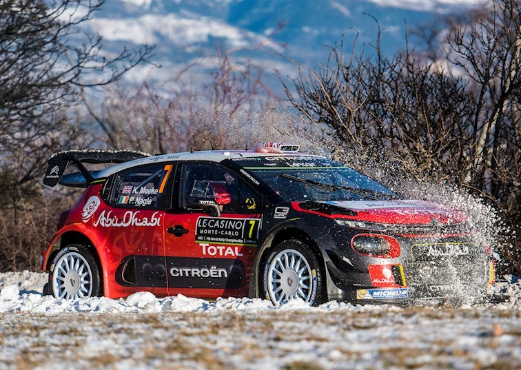 World Rally Championships Are Coming Back to the Future
