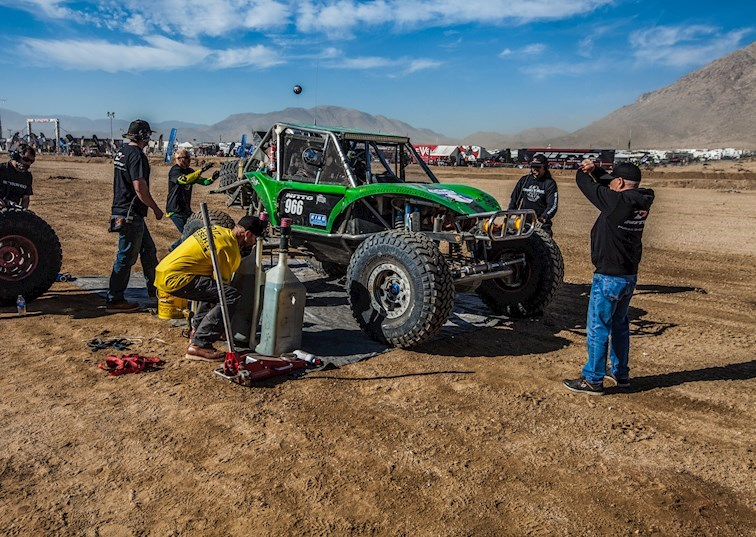 The Unsung Heroes of KOH: Pit Crews & How To Pit