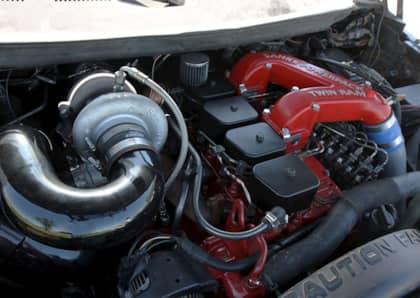 2017 dodge ram diesel horsepower