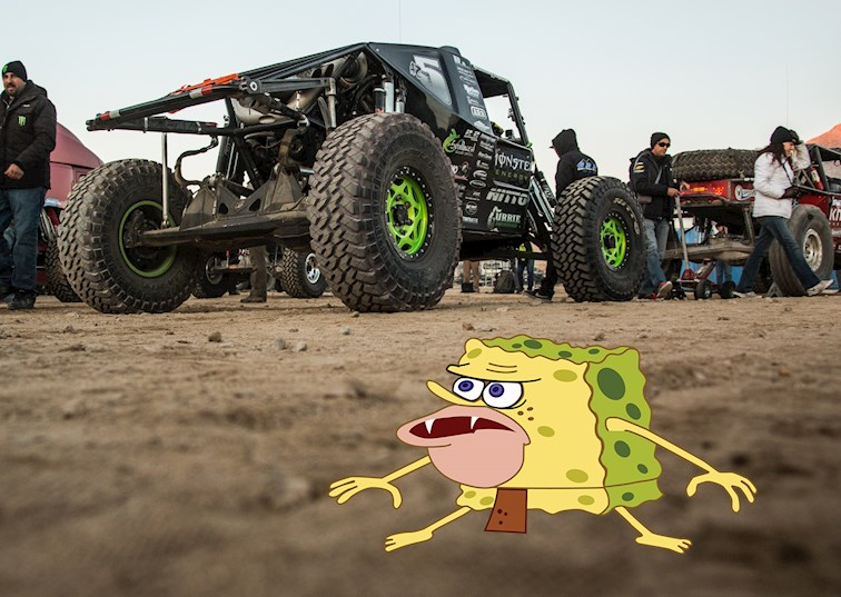 13 Memes That Perfectly Sum Up King of The Hammers