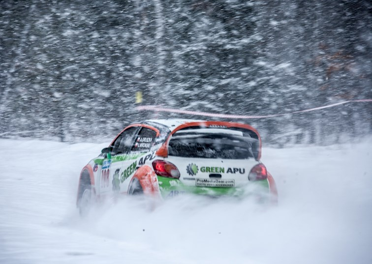 Rally America Banks on Snow for Its Opening Season