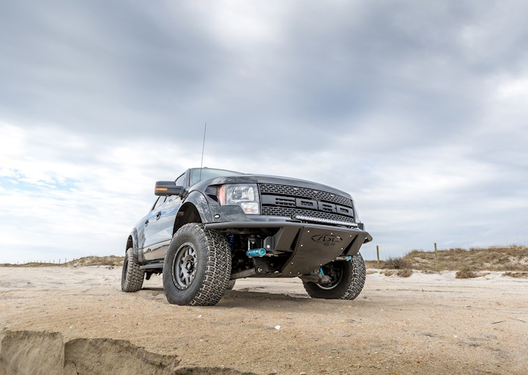 The Lite Way: ADD Ford Raptor Bumper Review
