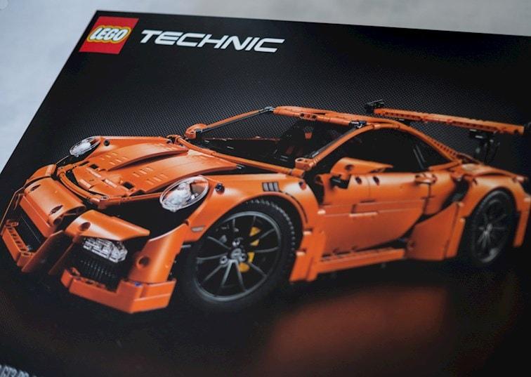 I Got a Porsche! Sort Of