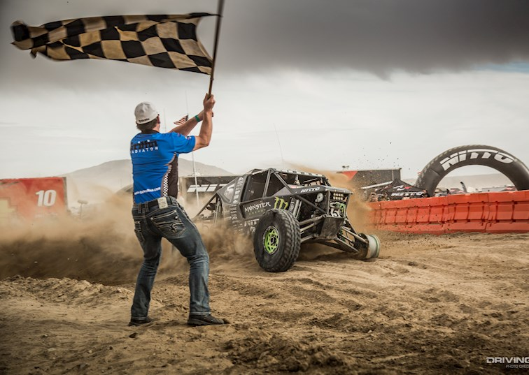 Race to the Finish: King of The Hammers 2017 Recap