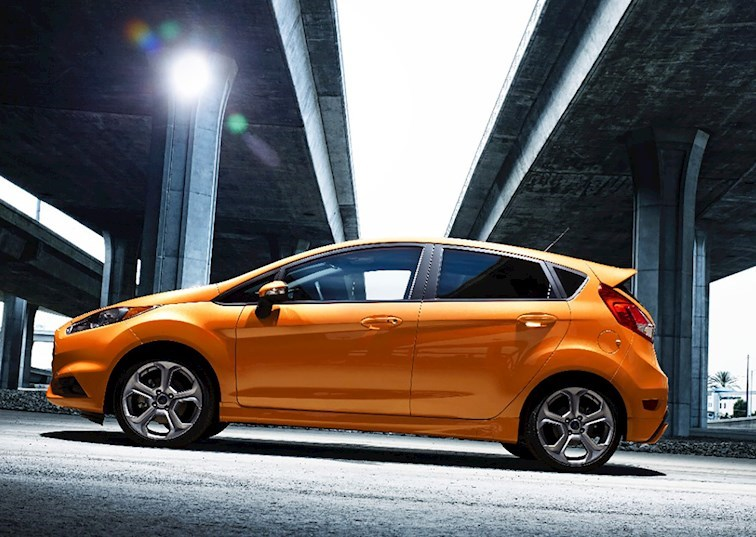 Ford Focus ST vs. Ford Fiesta ST: What's the Difference?