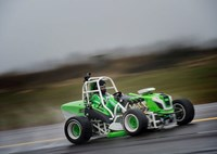 two wide ls powered viking t5 lawnmower