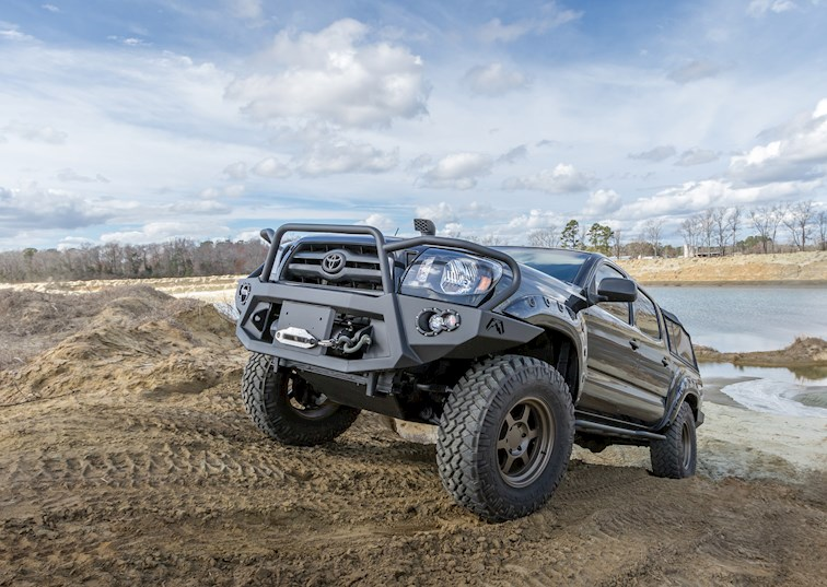Fab Fours Tacoma Premium Bumper Review