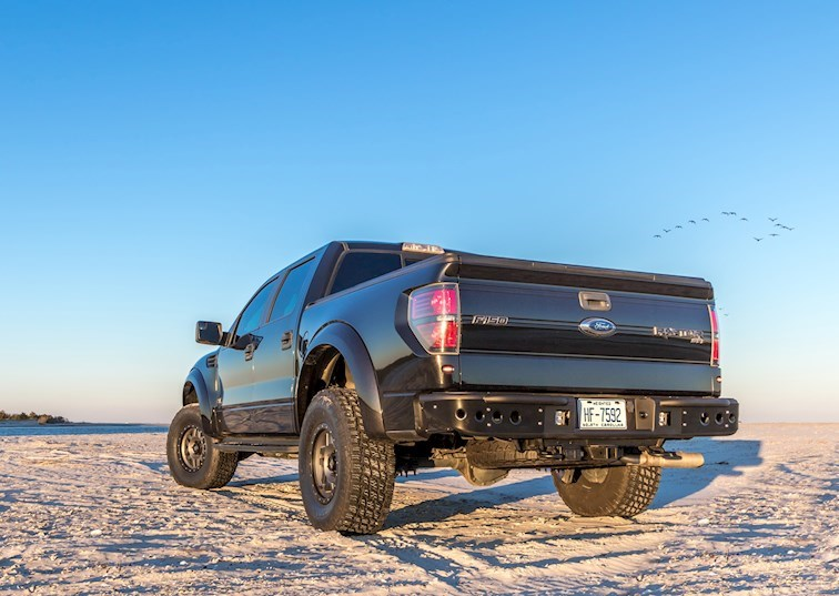 ADD F-150 Venom Rear Bumper Review