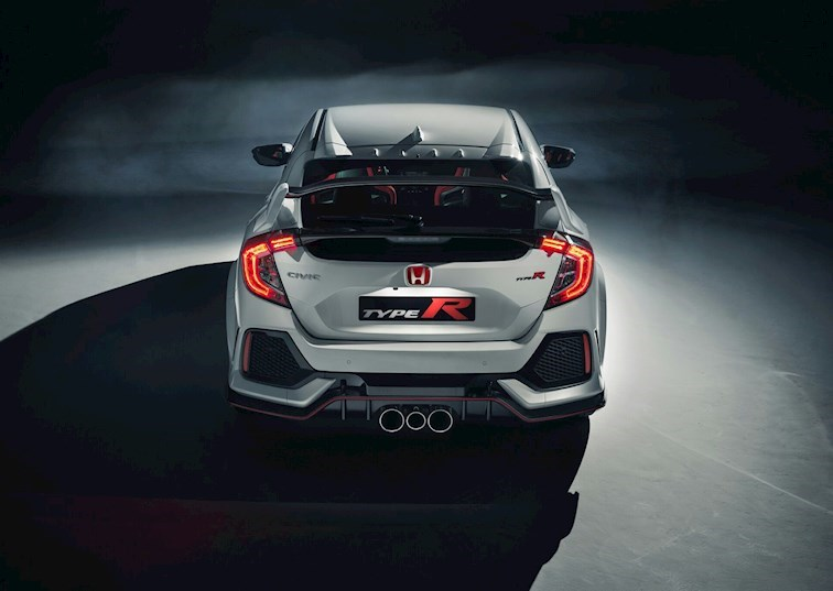 The 2017 Civic Type R Has Finally Arrived