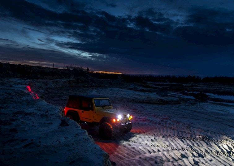 Lighten Up: Quadratec's Gen II LED Headlight Review