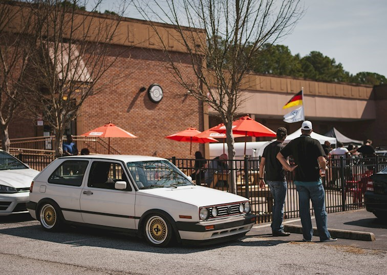 Gears and Beers: Chilling With Atlanta's Finest Euros [Gallery]