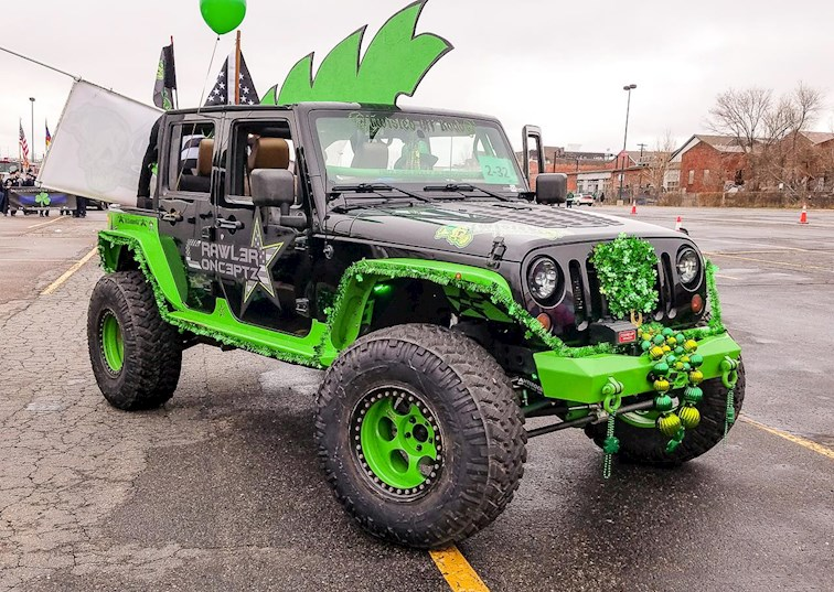 11 Jeeps, Trucks and 4x4s That'll Make You Green With Envy