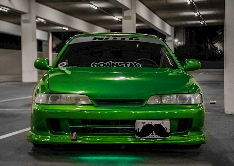 9 Cars From Overseas That Wear the Color Green Like a Dream