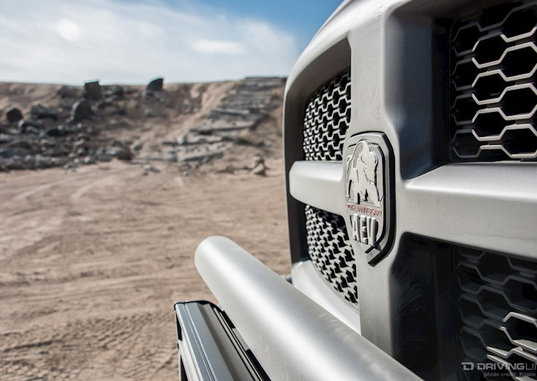 This Truck Might Just Make You Feel Like a Superhero: AEV Dodge Ram Prospector XL