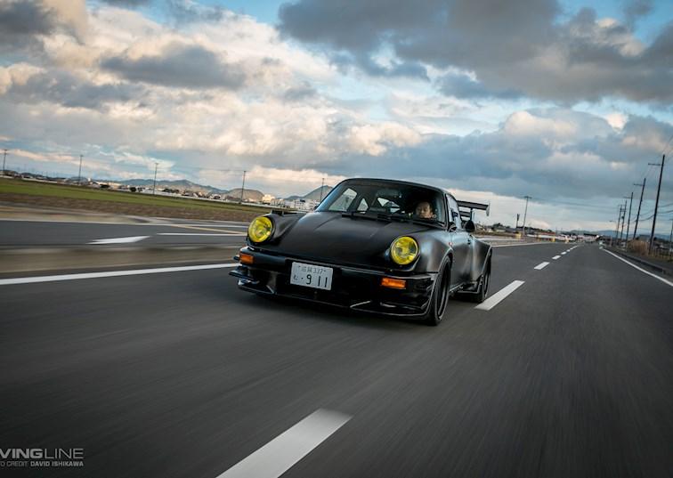 Studio Allica 1989 Porsche 911 Carrera Turbo