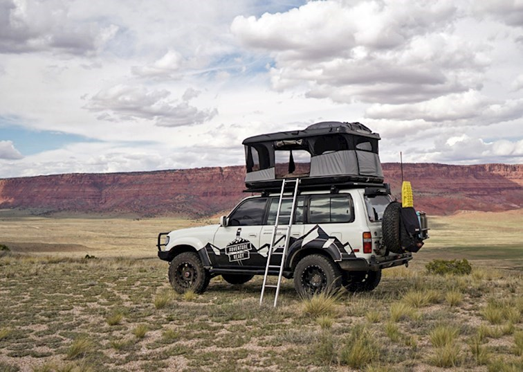 Roof Top Tents: Shameless Glamping or Tactical Camping?