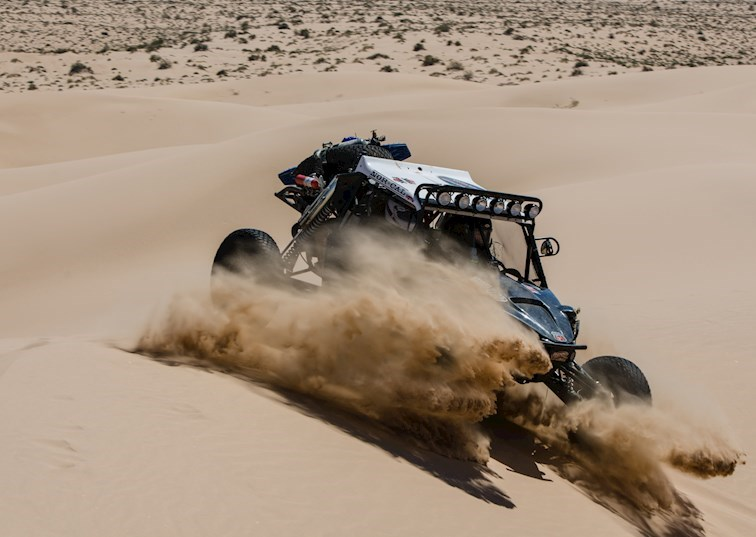 Sonora Rally 2017: A Rally Raid Full of Adventure
