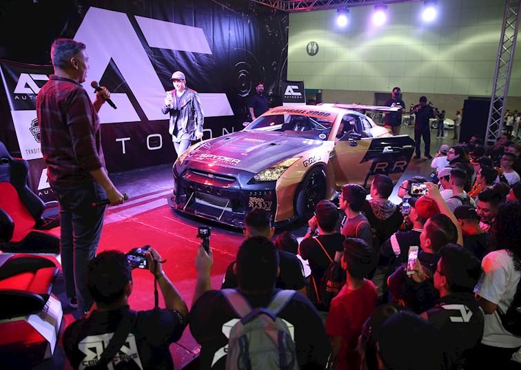 AutoCon Los Angeles 2017: Big Stars and Even Bigger Cars