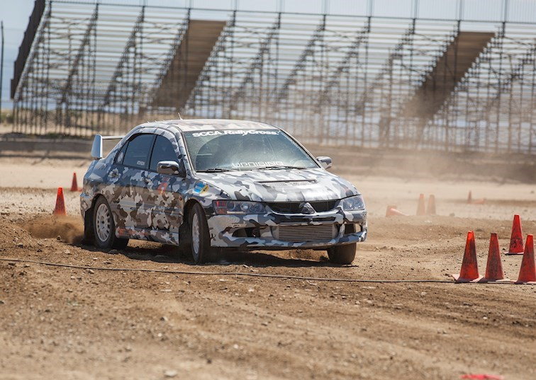 5 Things I Didn't Expect to Learn at SCCA RallyCross